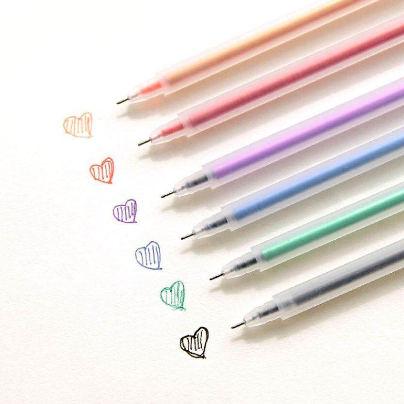 Korea Transparent Matte Pen ACC-041