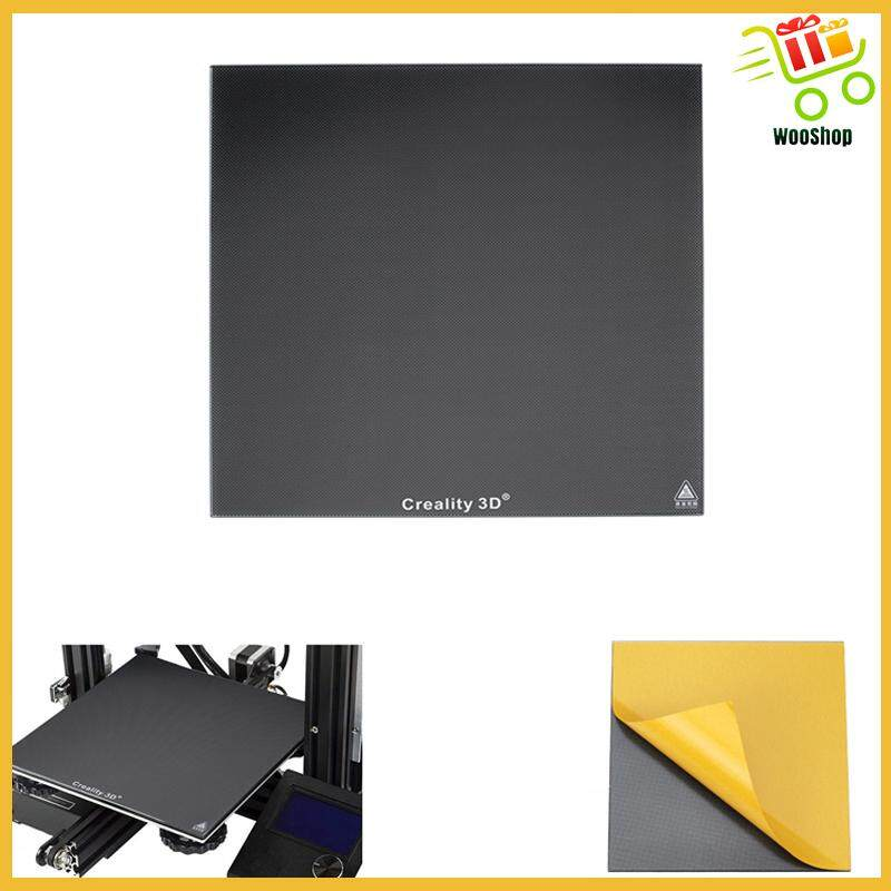 Carbon Silicon Crystal Glass Hot Bed Plate Heated Bed Platform For Ender-3