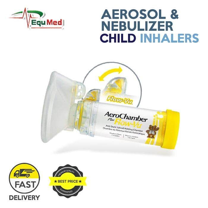 Advance AeroChamber for Infant Use with Aerosol and Nebulizer Inhalers