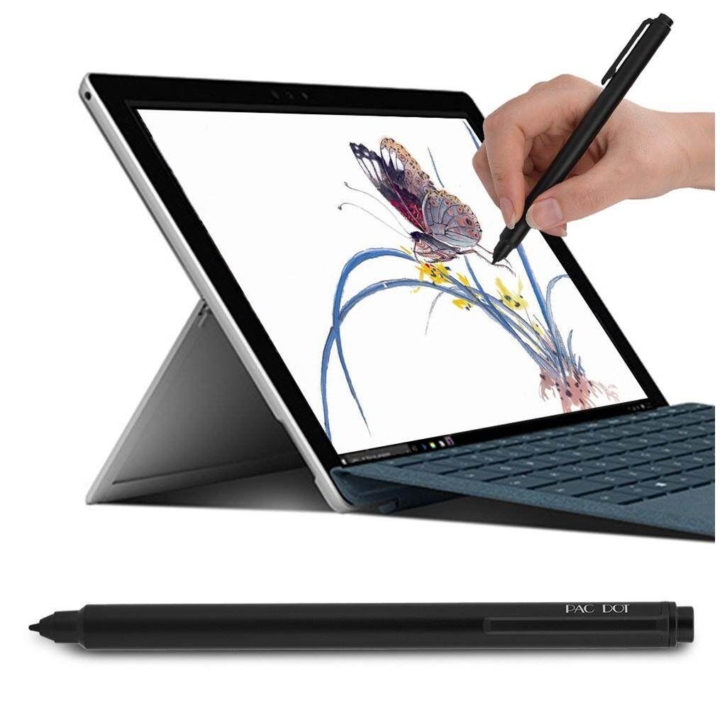 Monitors - Universal Capacitive Pen Touch Screen Stylus Writing Drawing Pen for Microsoft - [(BLACK) / (SILVER) / (ROSE GOLD)]