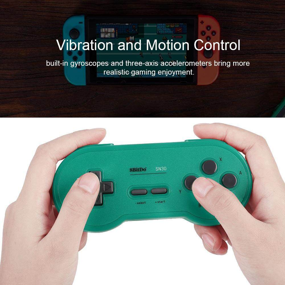 Advanced Controllers - Bluetooth Game Handle Wireless Bluetooth Gamepad Game - [RED / YELLOW / BLUE / GREEN]