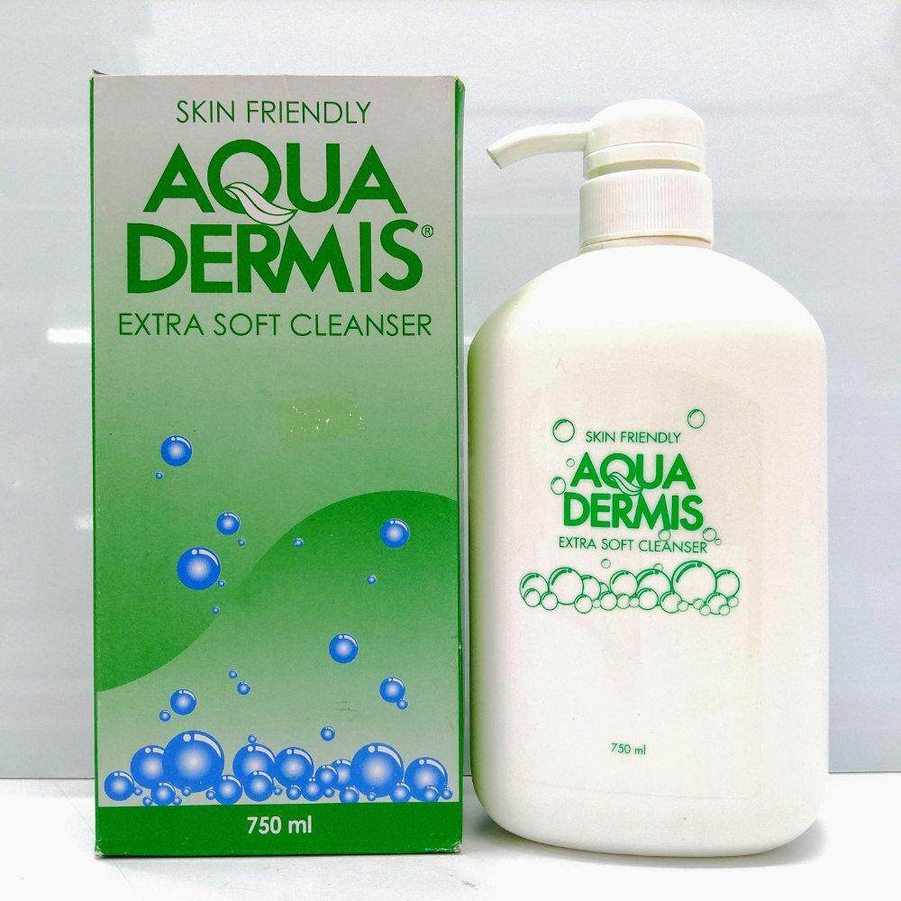 Aqua Dermis Extra Soft Cleanser 750ml