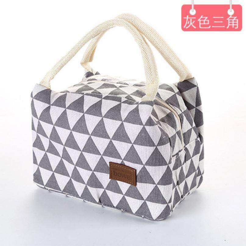Triangle Shape Design Waterproof Insulation Lunch Bag ACC-008