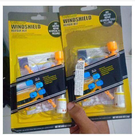 *New Technology* Car Windscreen Windshield Repair DIY Tool Kit Set