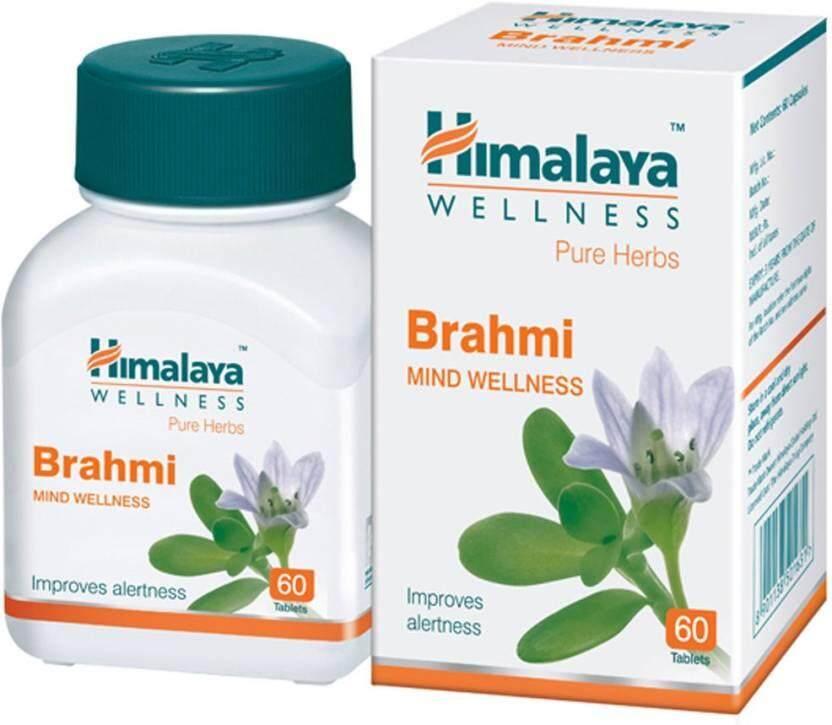 Himalaya Brahmi tablet-60s mind wellness
