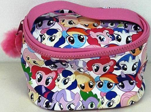 MLP PVC Pouch - Mini Pony - C