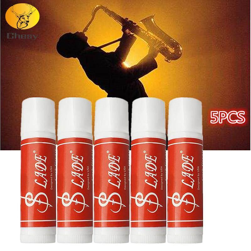 5 chiếc Cao Cấp Nút Chai Dầu Mỡ Tinh Tế Mịn Chống Thấm Nước cho Clarinet Saxophone Oboe Sáo Nhạc Cụ Hơi Phần & Phụ Kiện
