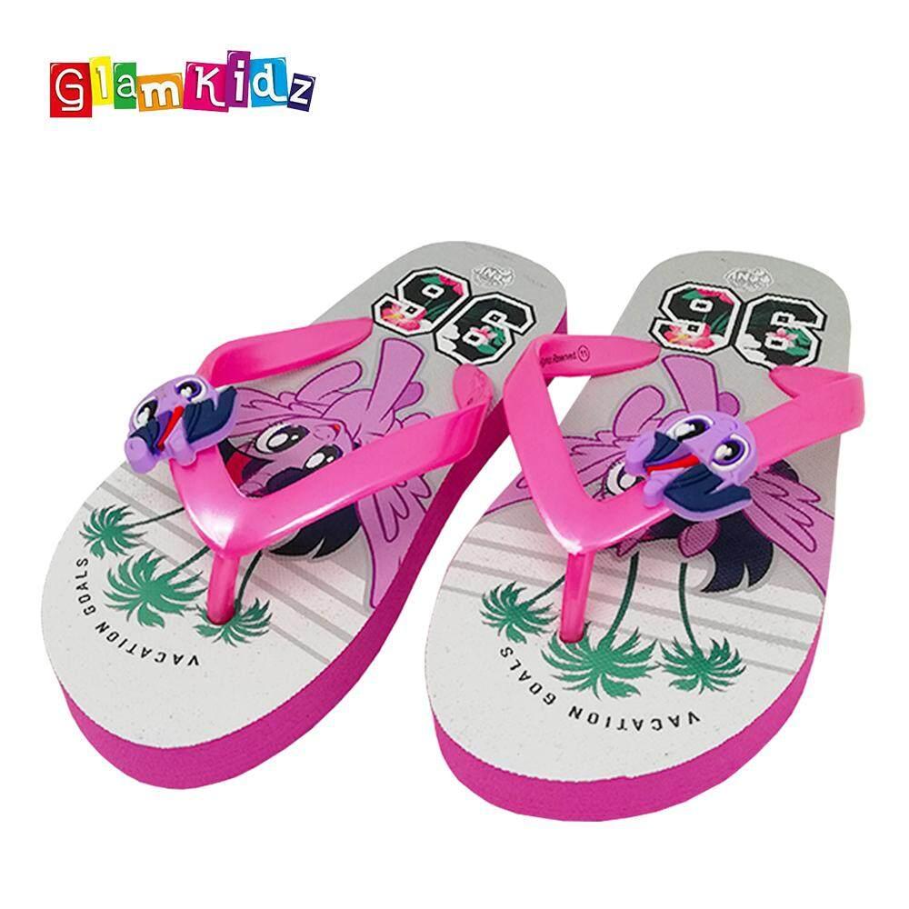 4e8b3c68caf GlamKidz My Little Pony Girls Slippers (Pink)  2598