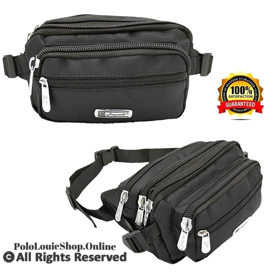 READY STOCKMulti-Layer JYL Waist Pouch Sling Shoulder Bag Crossbody Bag80