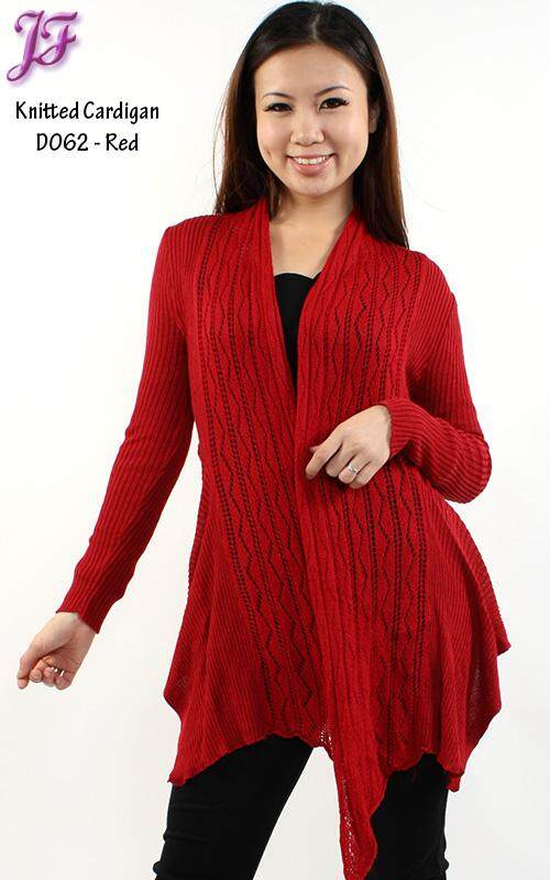 JF Fashion Knitted Cardigan D062