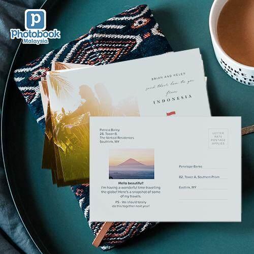 Photobook Malaysia - Postcards - Single Design (30pcs)