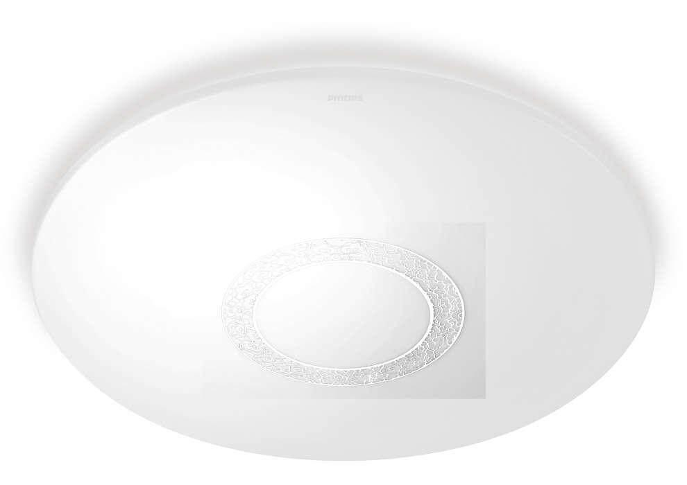 PHILIPS 61349 RGB RD LED ceiling 80W