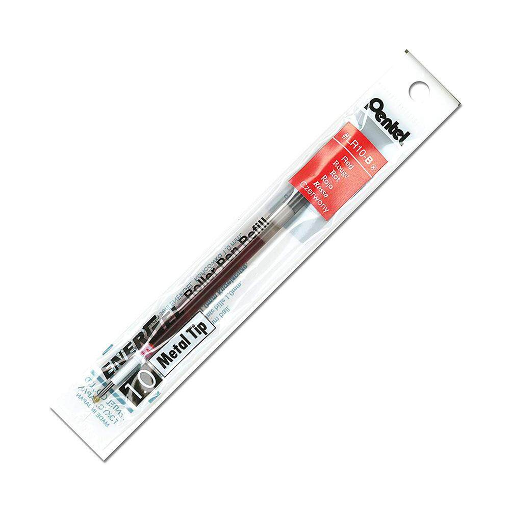 Pentel LR10-B EnerGel Refill - Red