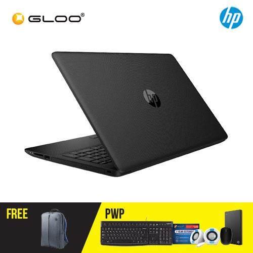 "NEW HP 15-da1017TX / 15-da1018TX 15.6"" FHD Laptop (i5-8265U, 1TB, 4GB, Nvidia MX110 2GB, W10) - (Silver/Black) [FREE] HP Backpack"