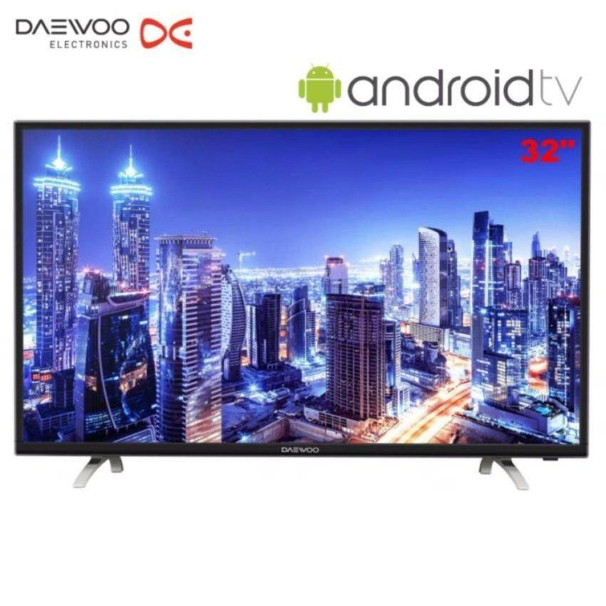 "Daewoo 32"" Smart Android LED TV L32S790VNA"
