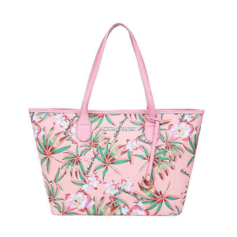 VS Victoria\'s Secret NEW Autumn Floral Tote Bags