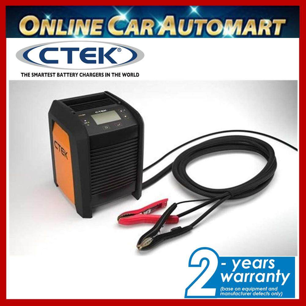 CTEK - PRO60 Professional 12V 60A Battery Charger And Power Supply