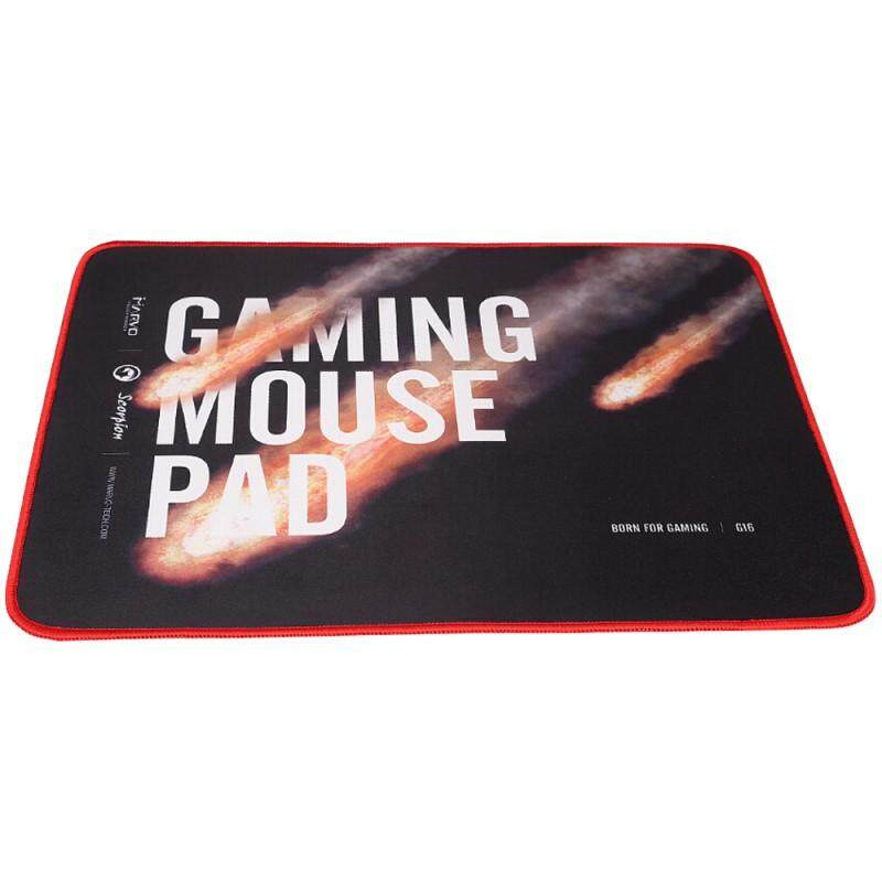 Marvo Scorpion G16 Gaming Mousepad Smooth Mouth Cloth Surface (Large Pad Size : 444 x 355 x 3 mm)