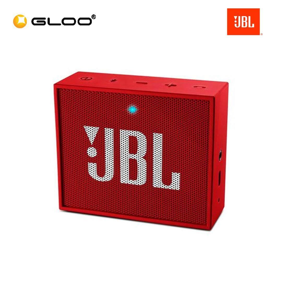 JBL Go Speaker (black/red/blue/teal)