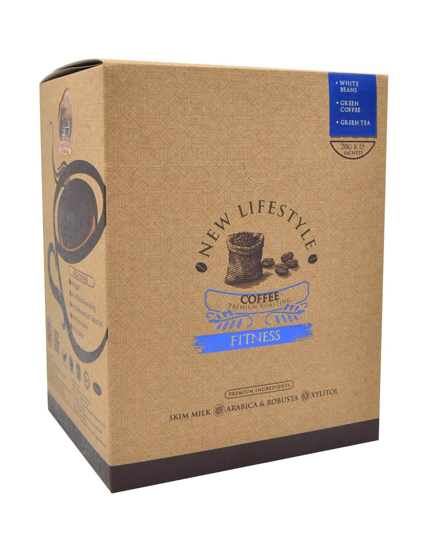 New Lifestyle Coffee - Fitness