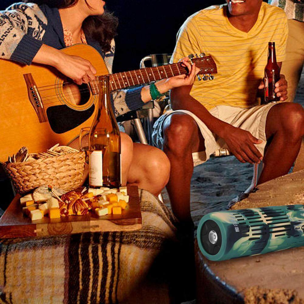 Home Audio Accessories - Bluetooth Wireless Speaker Deep Bass Music Player  Subwoofer for Outdoor