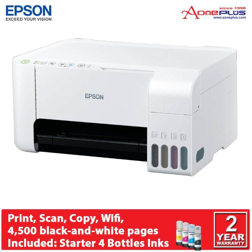 Epson EcoTank L3156 Wifi All-in-One Ink Tank Printer