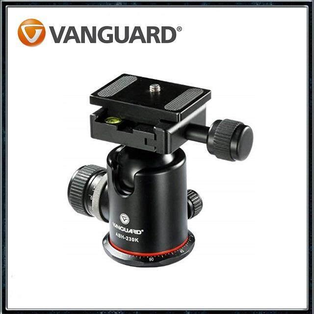 Vanguard ABH-230K Semi-Elliptical Ball Head (Black)