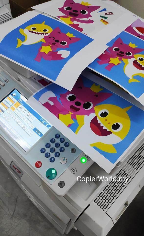 Copier Photostat Photocopy Ricoh MPC3501 Copy Print Scan Photocopier CopierWorld.my