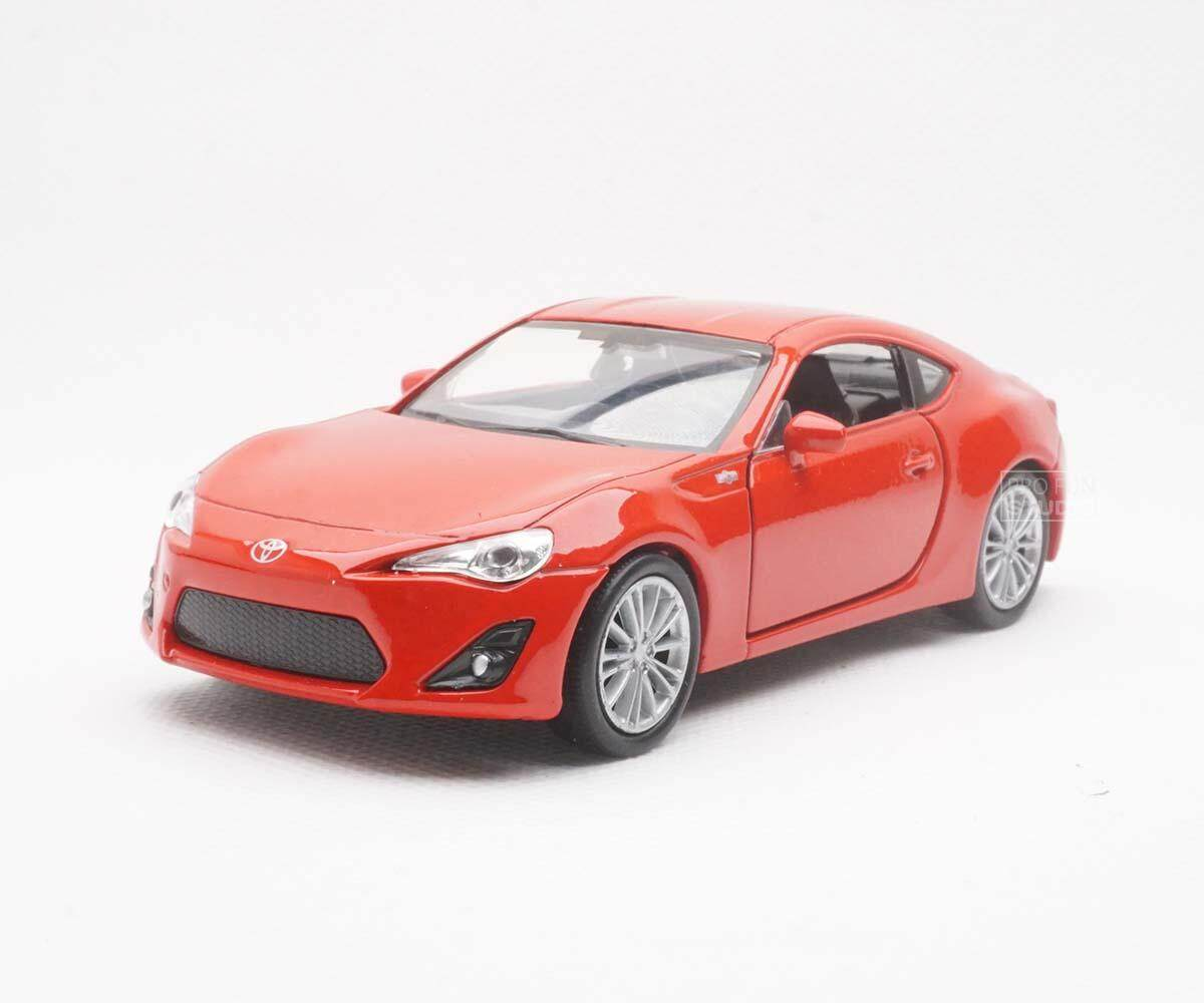 Welly New Toyota AE86 2017 1/36 1/32 1/34 Diescat Car model Red