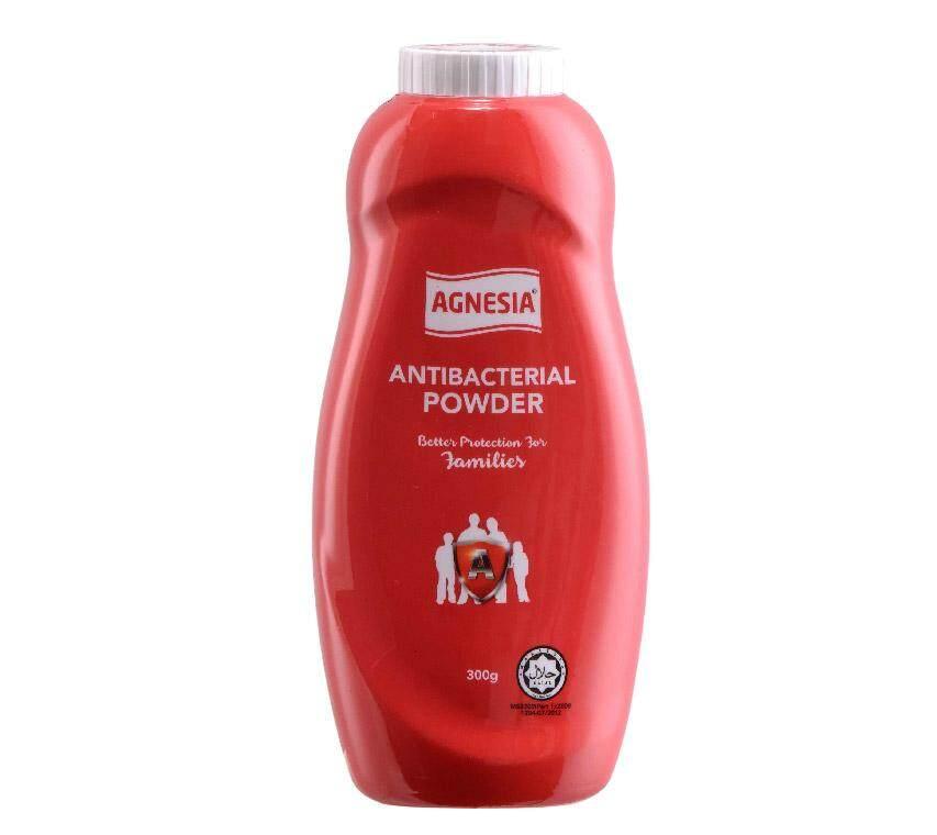 AGNESIA ANTIBACTERIAL POWDER 300G , for Prickly Heat & Heat Rash