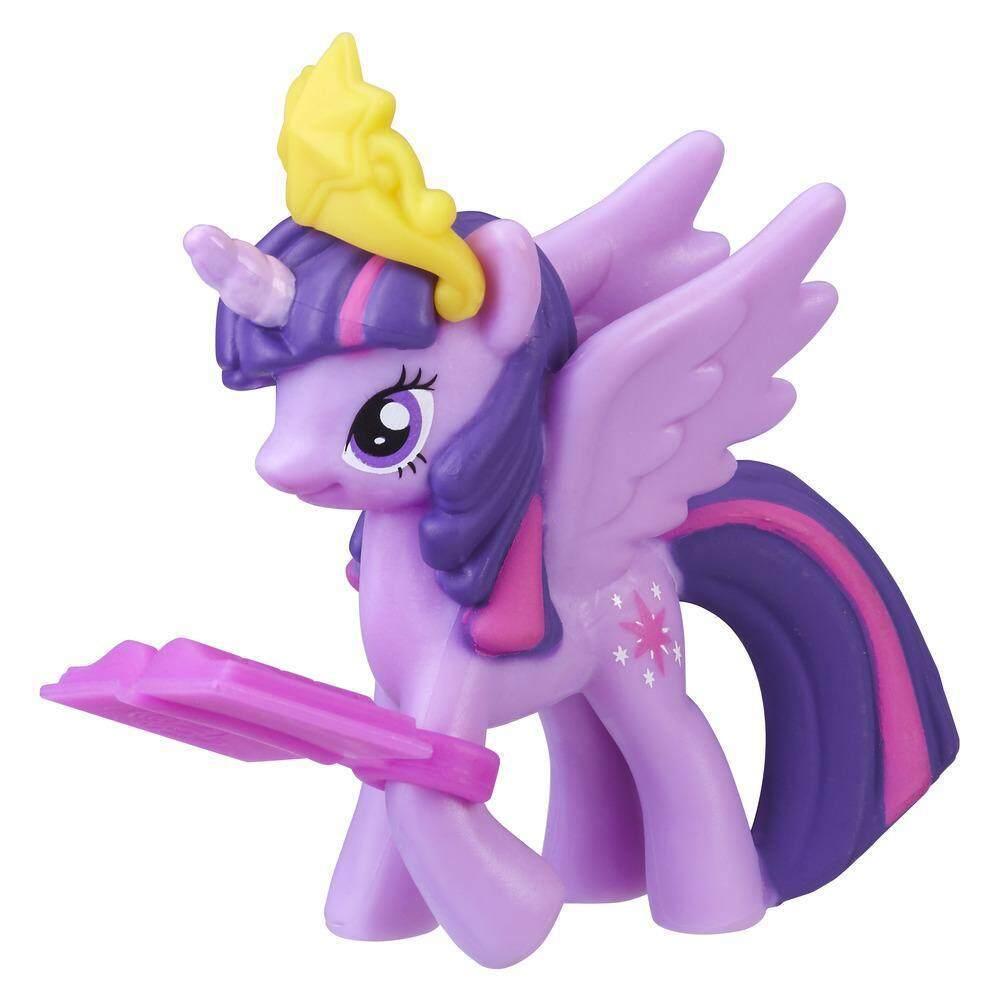 My little Pony -freidnship is magic twilight sparkie figure toy collection (E0677/E0168)