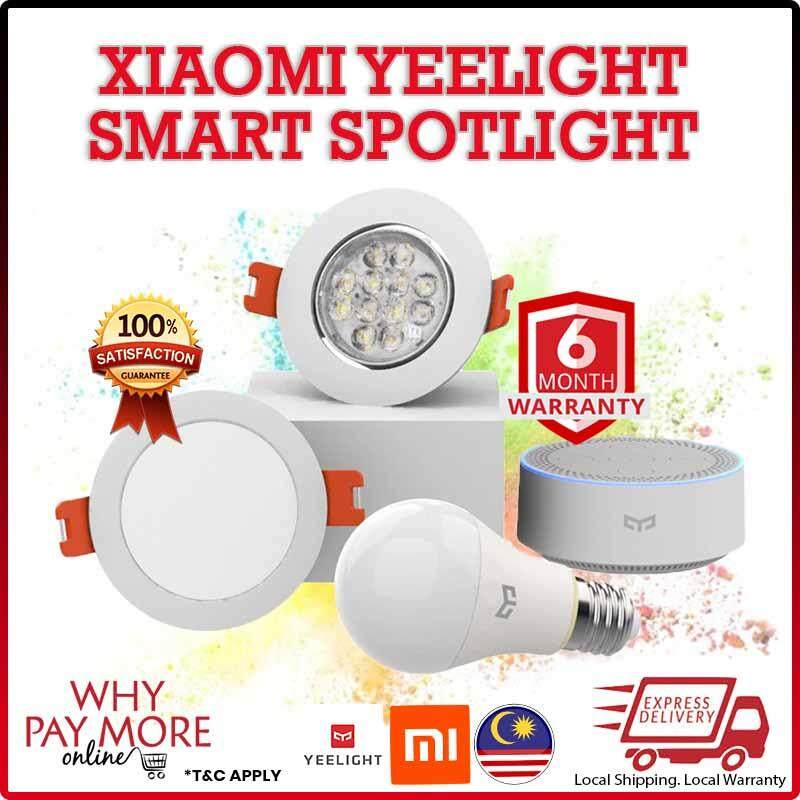 [Mesh Version] Xiaomi Yeelight Bluetooth Mesh LED Smart Light Bulb E14 / E27 / Downlight / Spotlight