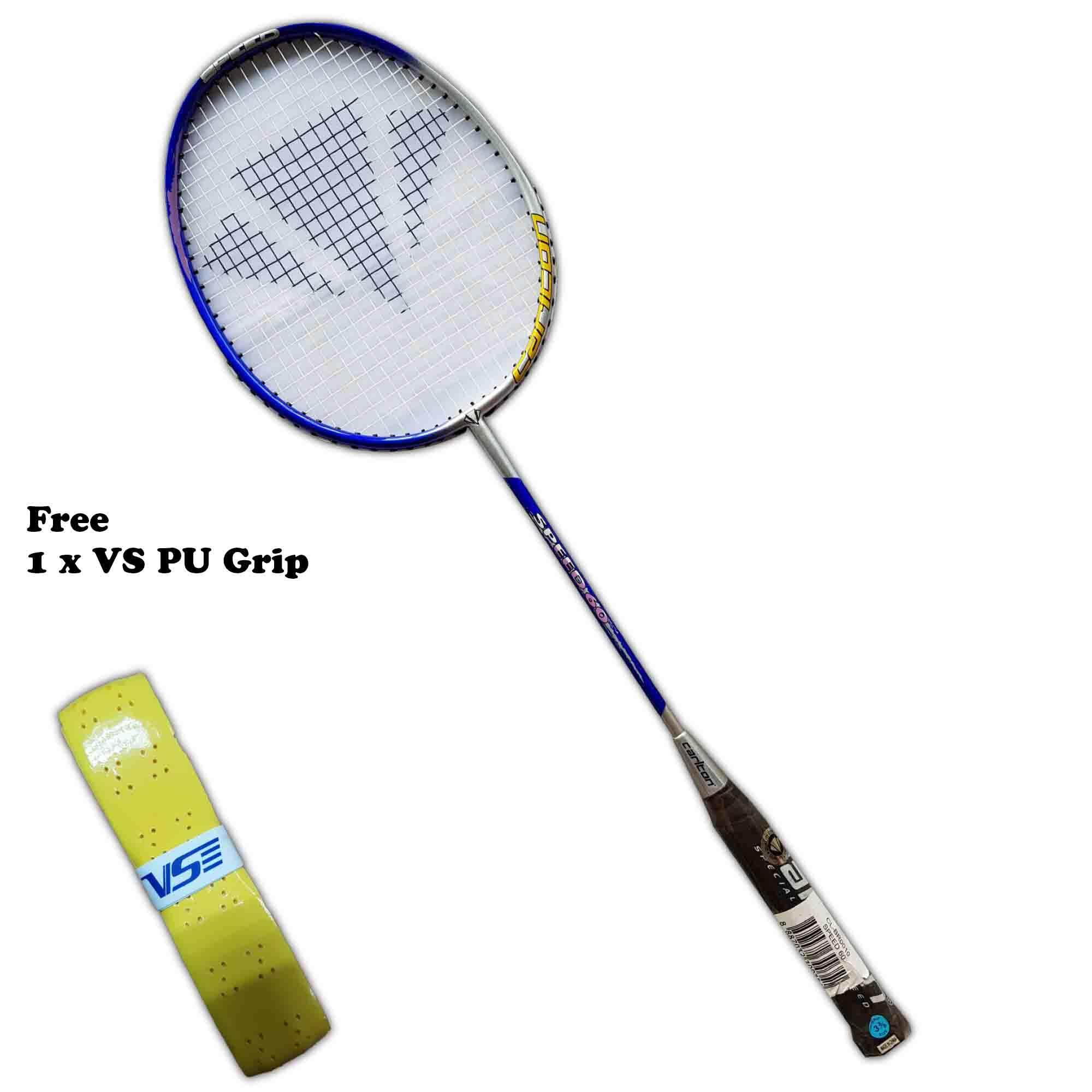 Carlton Badminton Racket Speed 60