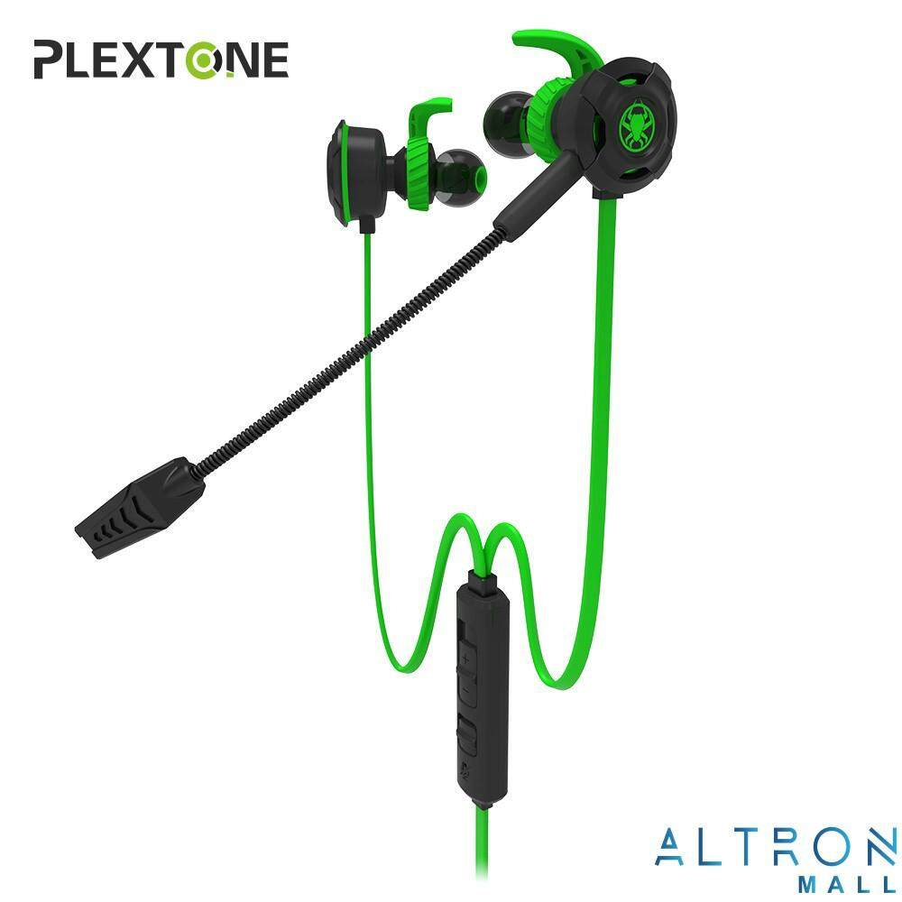 PLEXTONE G30 In-ear Gaming Earphones Stereo Computer Game Headphones With  Mic PC Gamer Headset for Mobile Phone PS4 New Xbox One