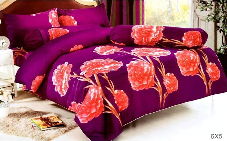 Fitted Bedsheet Single Size 3 In 1