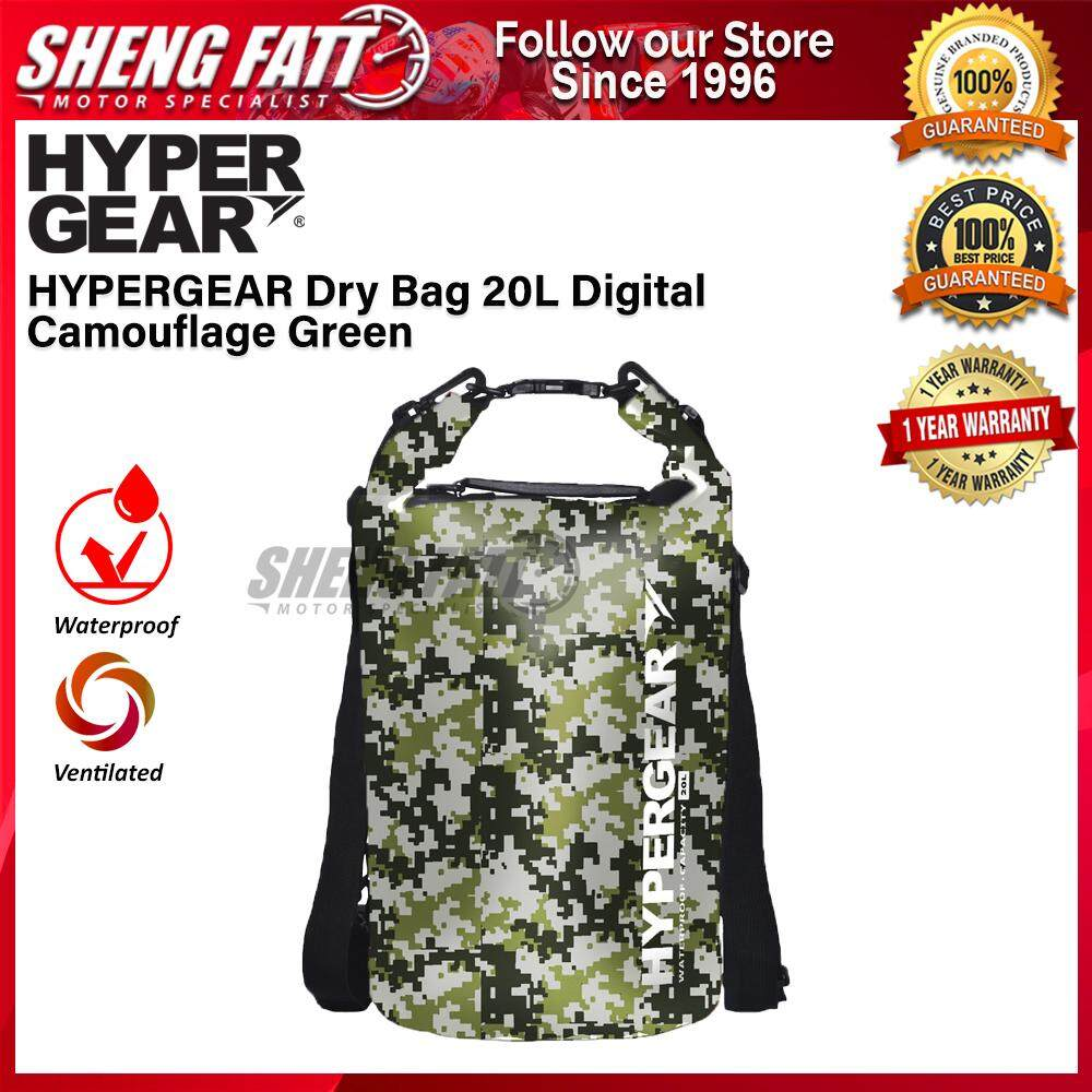 HYPERGEAR Dry Bag 20L Camouflage Series