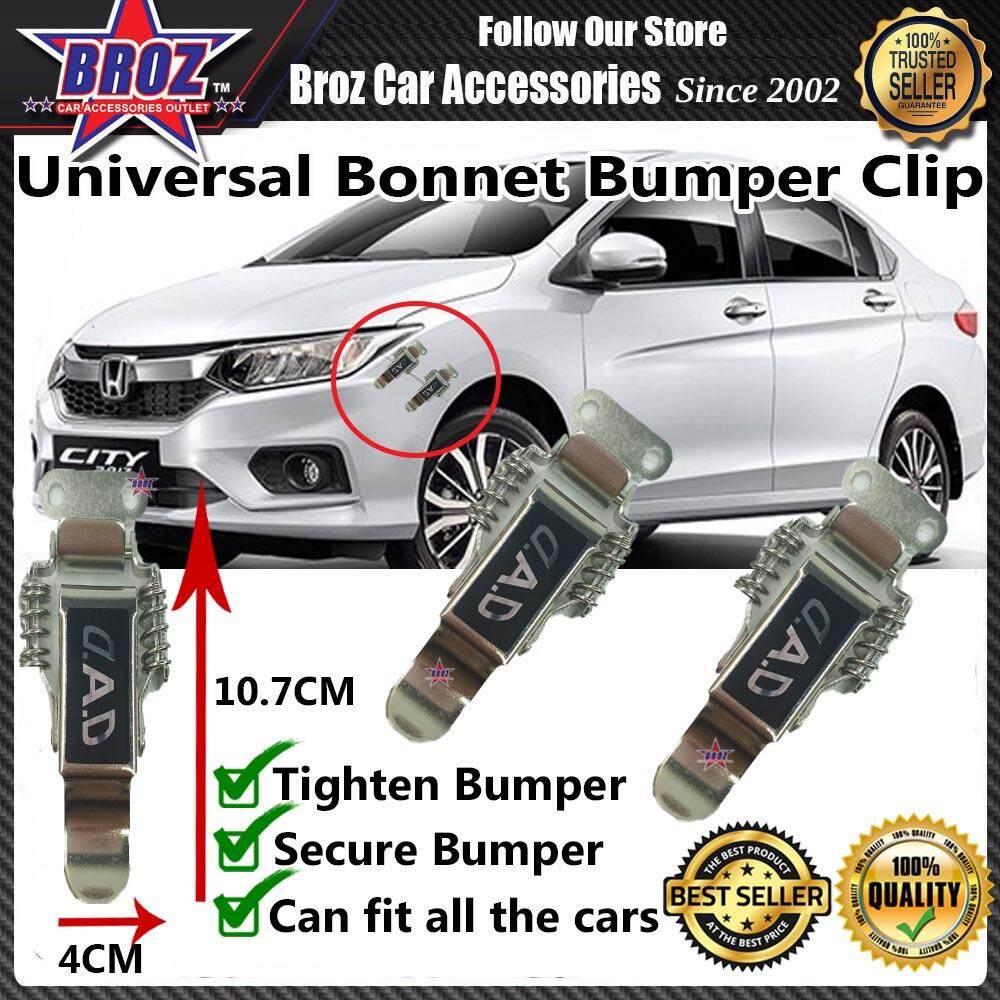 Universal Car Bonnet Bumper Clip BIG - DAD