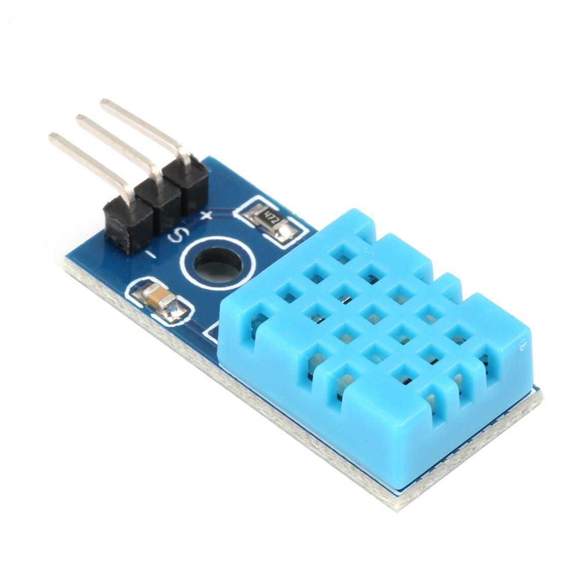 Mô-đun cảm biến độ ẩm nhiệt độ kỹ thuật số DHT11 bán chạy nhất cho Arduino với cáp