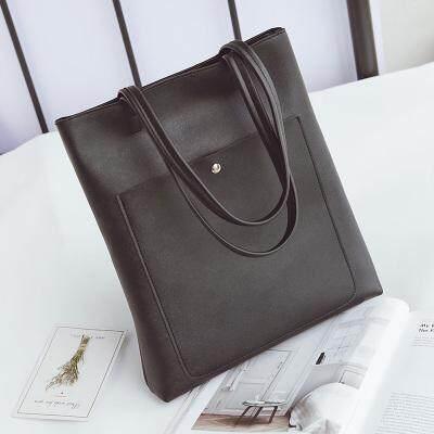 Women Fashion Korean Simple Wild Tote Casual Bag