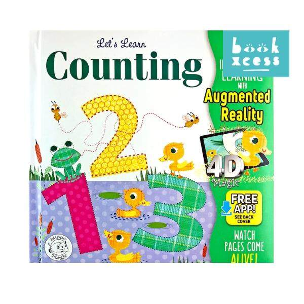 Little Hippo: Let's Learn Counting 123 - Read, ...
