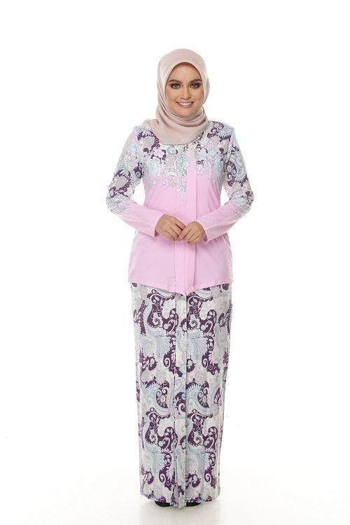 Baju Kebaya Modren Printed
