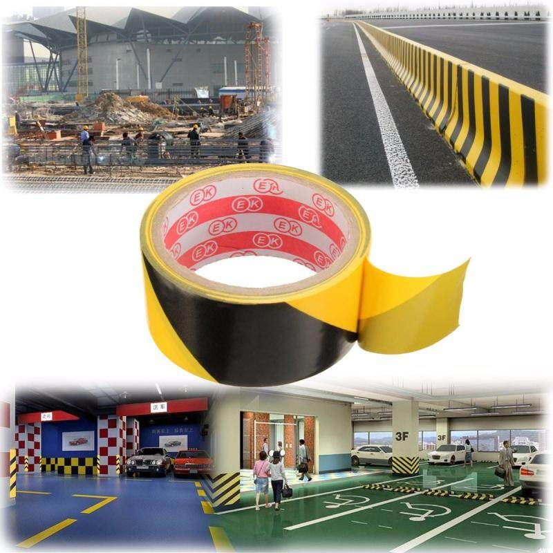 Buy 1 5 10pcs 45mm Self Adhesive PVC Hazard Safety Warning Tape Marking Film Sticker Malaysia
