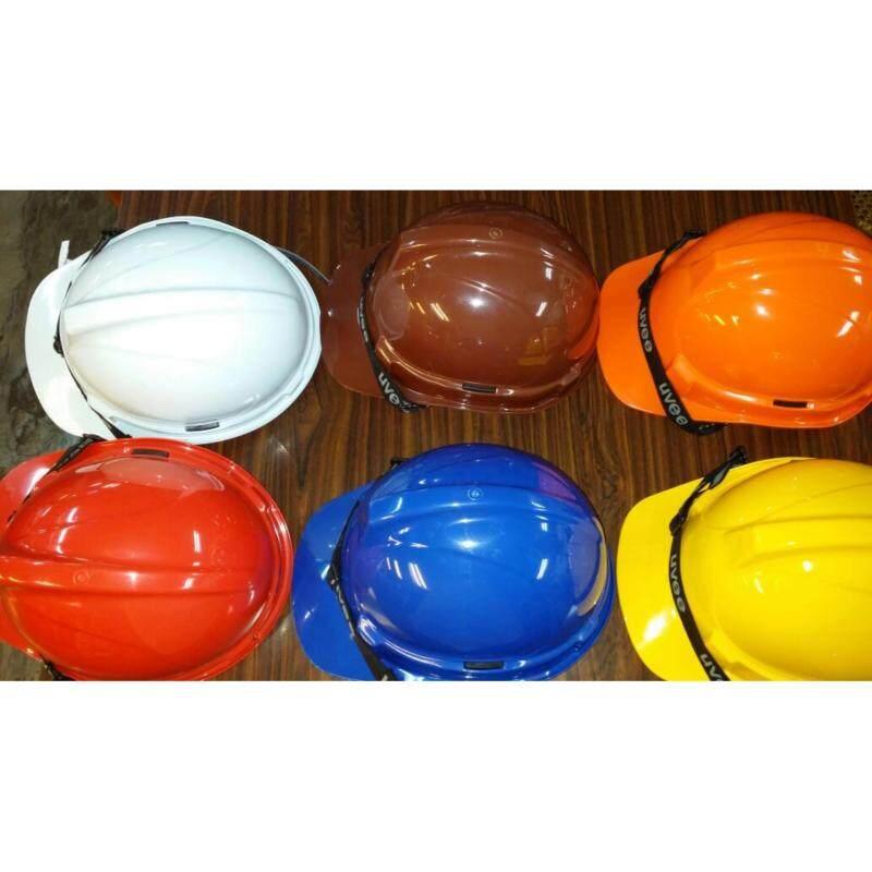 Buy 1 pcs Brown UVEE Pro I Professional Safety Helmet Sirim Certified Malaysia