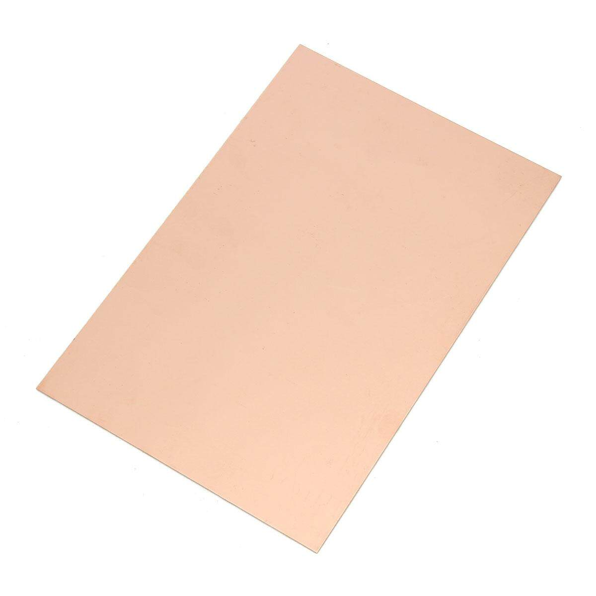 The Price Of 10 Pcs 8x12cm Double Side Prototype Diy Pcb Tinned Paper Copper Universal Experiment Matrix Circuit Board 1 Clad Laminate Boards Fr4 200mm X 300mm Intl