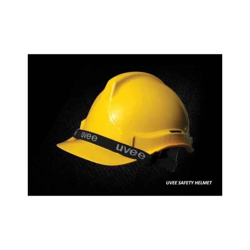 Buy 1 pcs Yellow UVEE Pro I Professional Safety Helmet Sirim Certified Malaysia