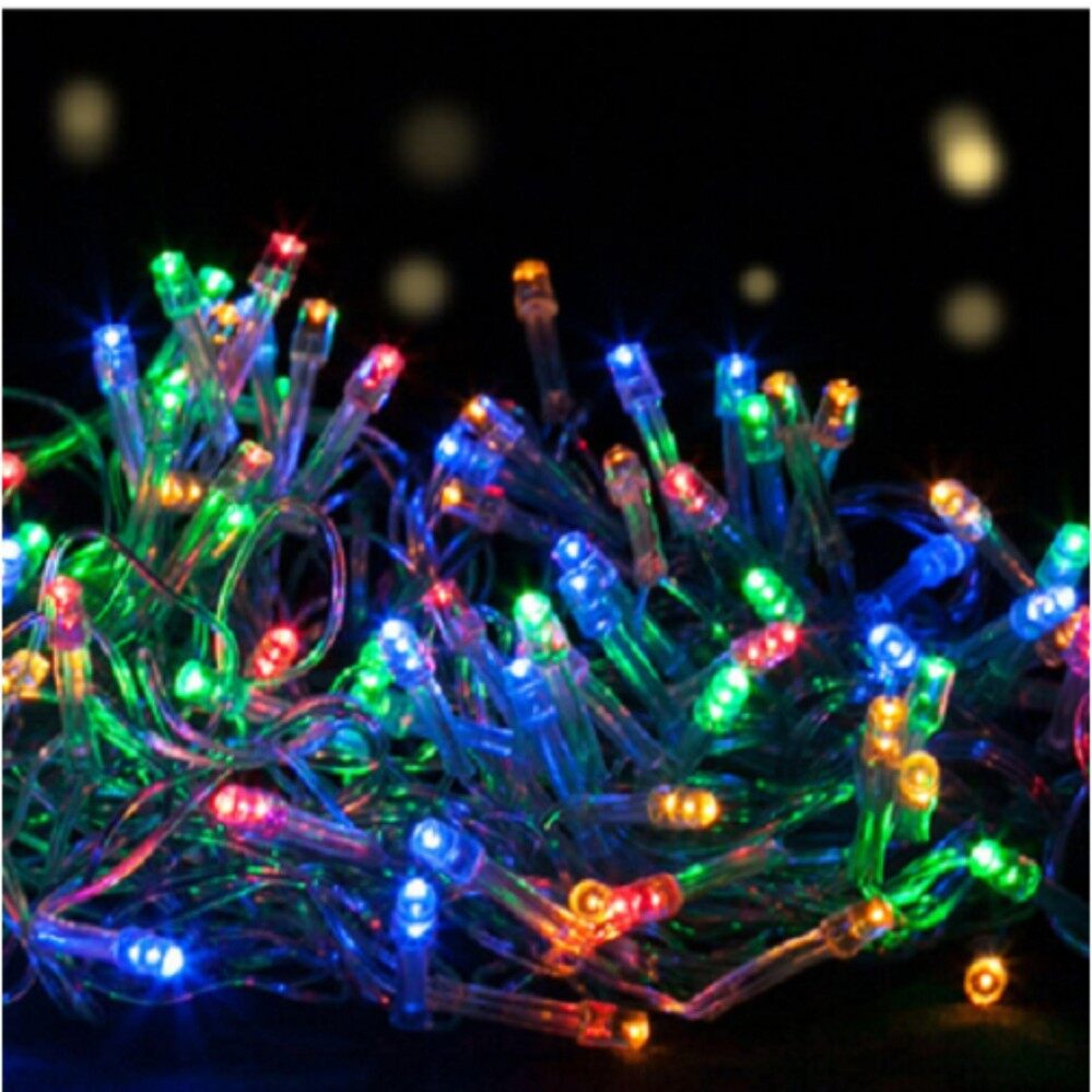 10 Meters 100 LEDs Flexible Strip Light For Holiday Wedding Party