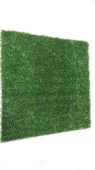 "10 MM DIY Artificial Turf Grass 12'' x 12"" (Green) 10 X ARTIFICIAL GRASS FAKE SYNTHETIC GRASS"