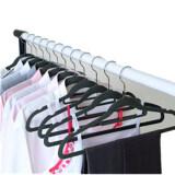10 Non-Slip Velvet Hangers