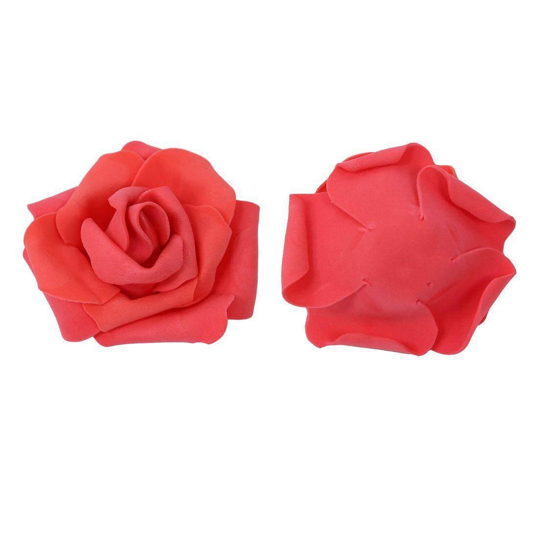 24 M Plastik Kain Sutra Mawar Bunga Ivy Tanaman Merambat Gantung Garland Pernikahan Dekorasi. 340