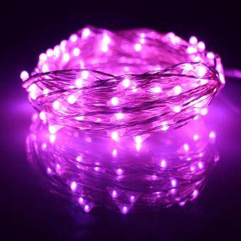 Harga Jingle 10m 100led Christmas Twinkle Fairy String Lights 220v Eu Plug White Price In ...
